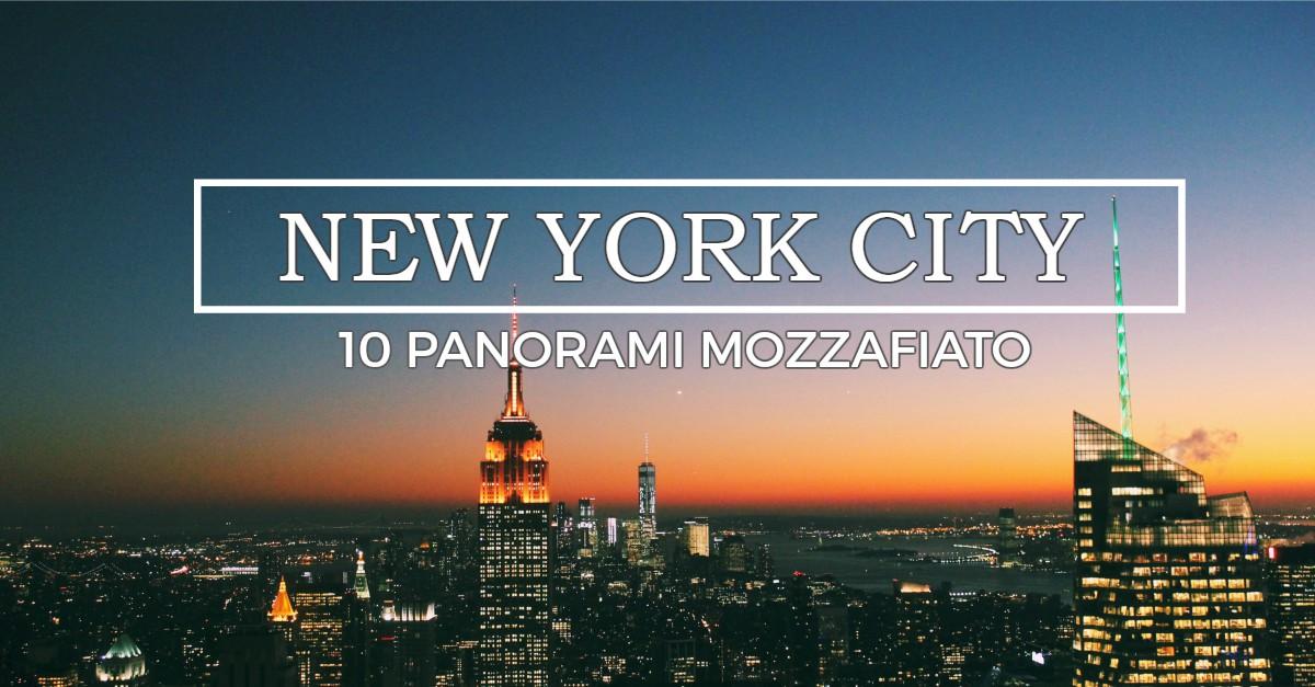 10 Panorami Mozzafiato A New York Sogni In Valigia