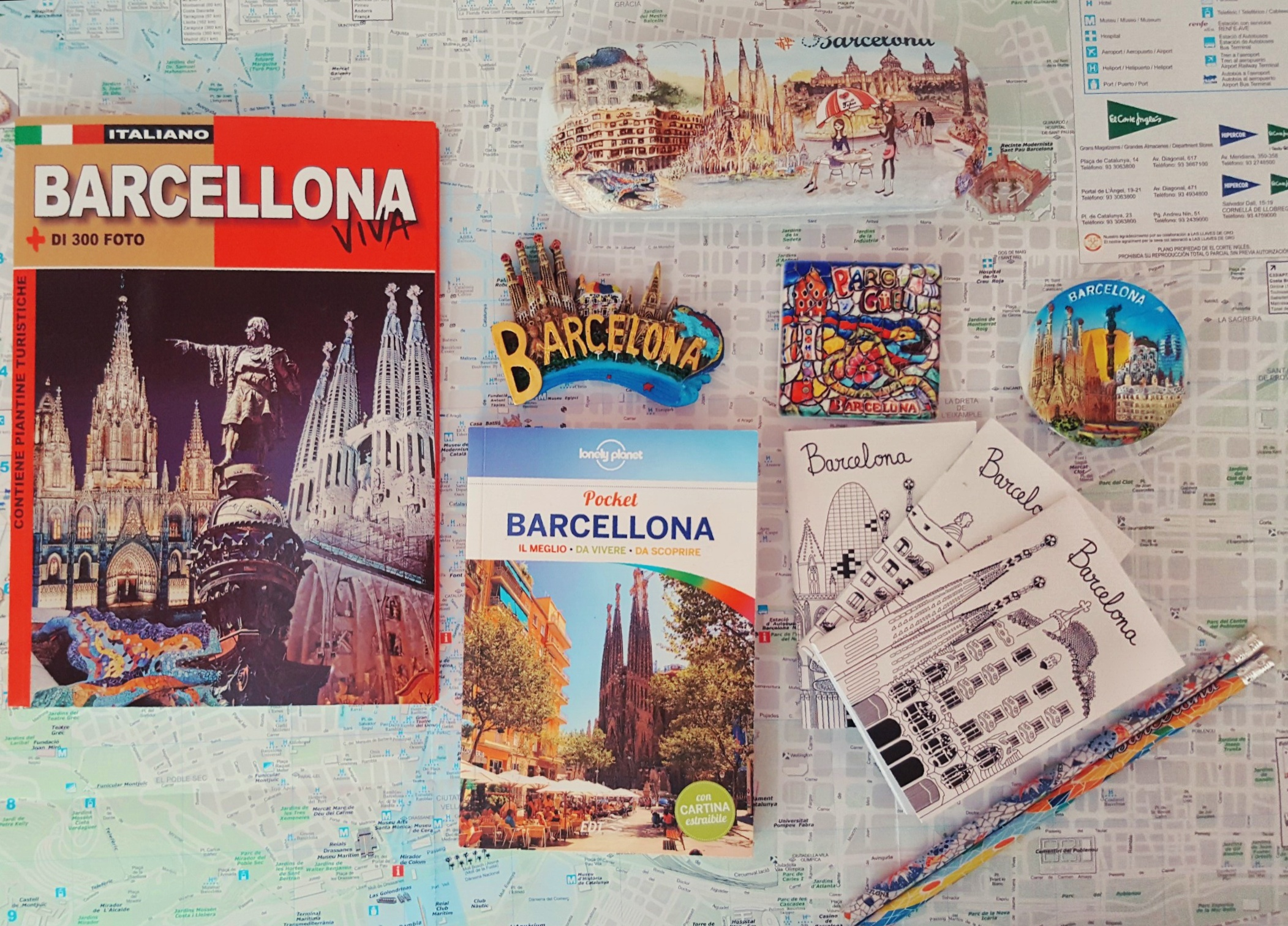 Guide Barcellona