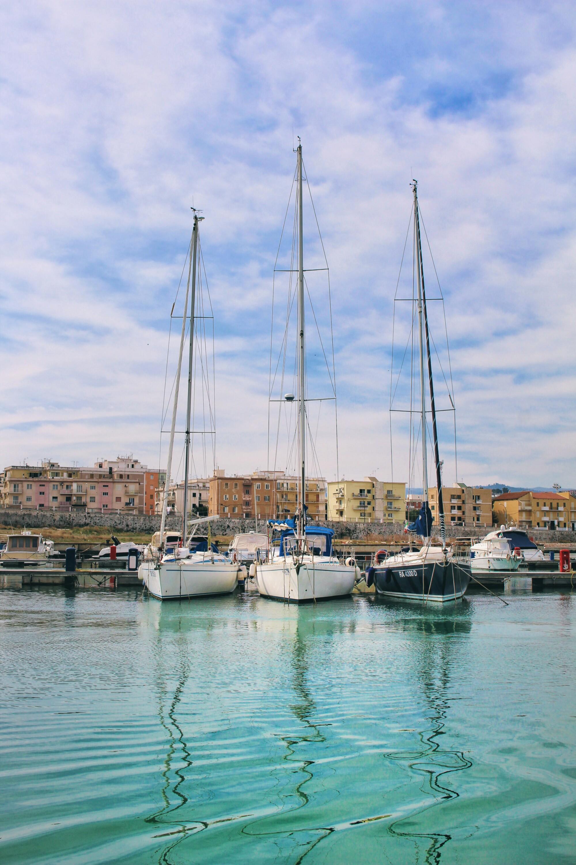 Porto di Vieste, Gargano Puglia