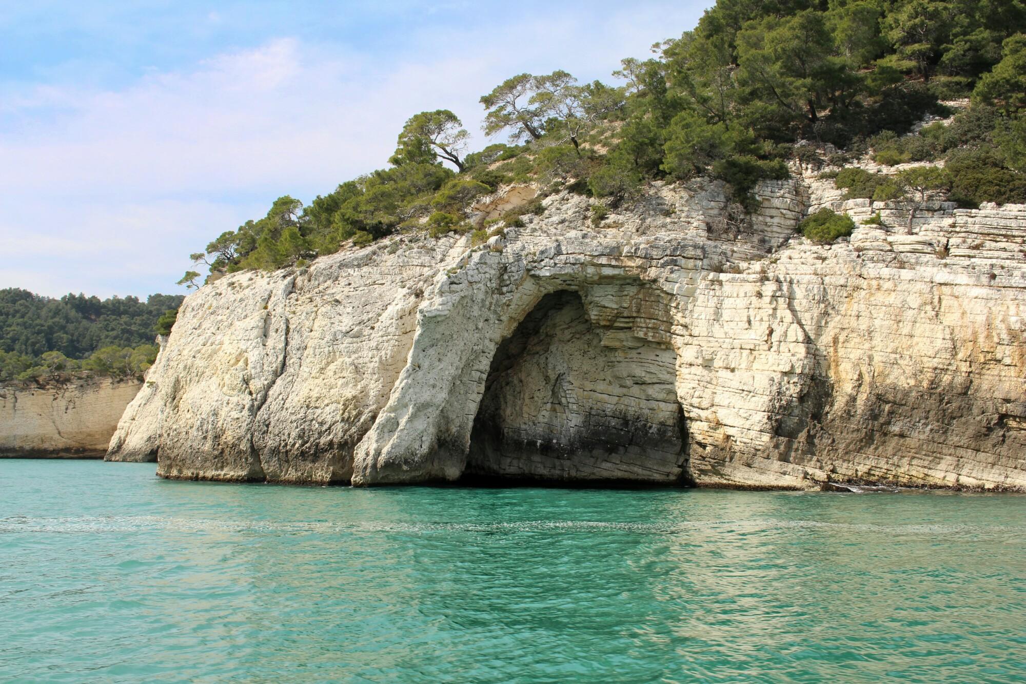 Mare Gargano, Puglia