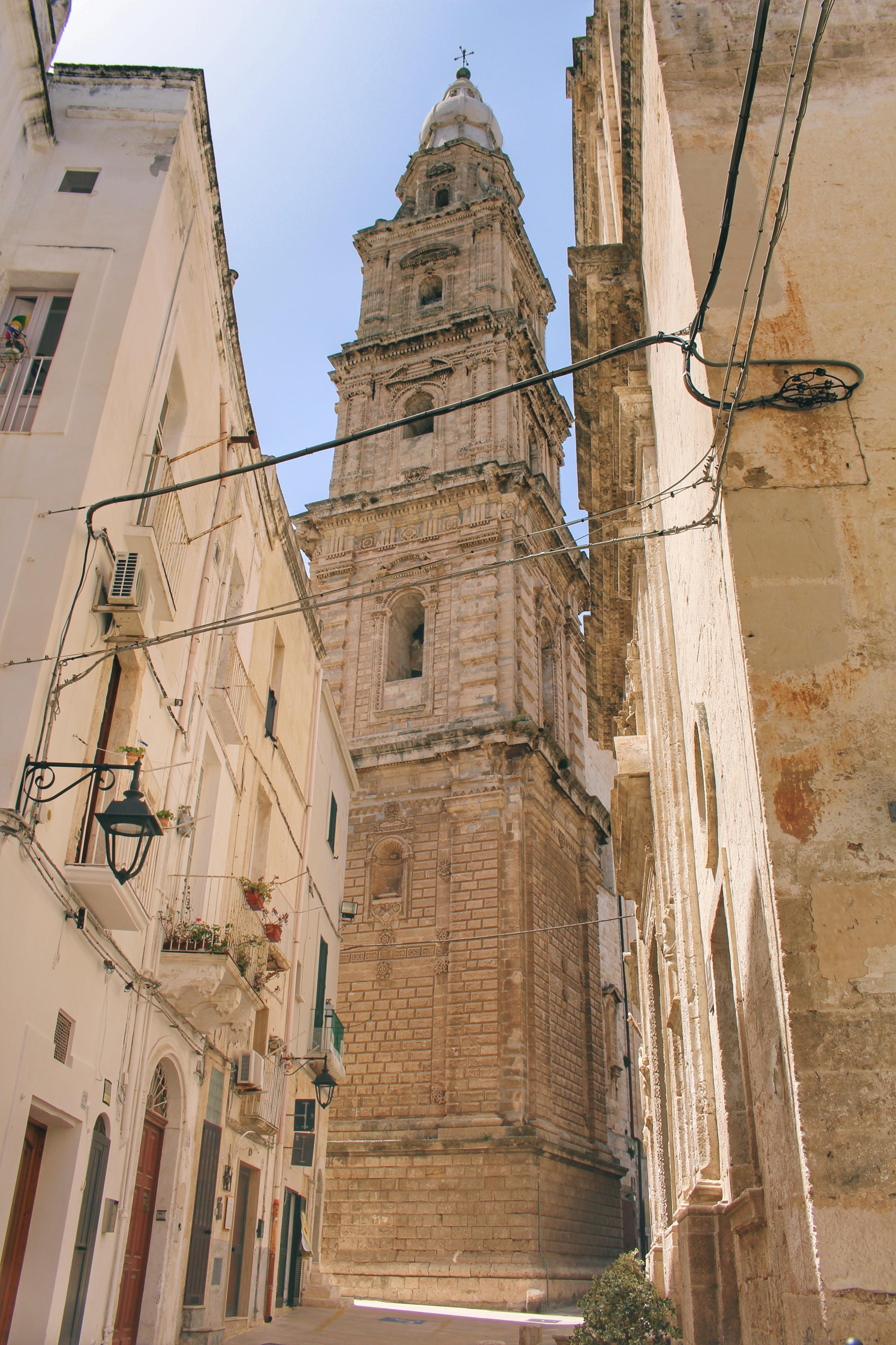 Monopoli Puglia centro storico