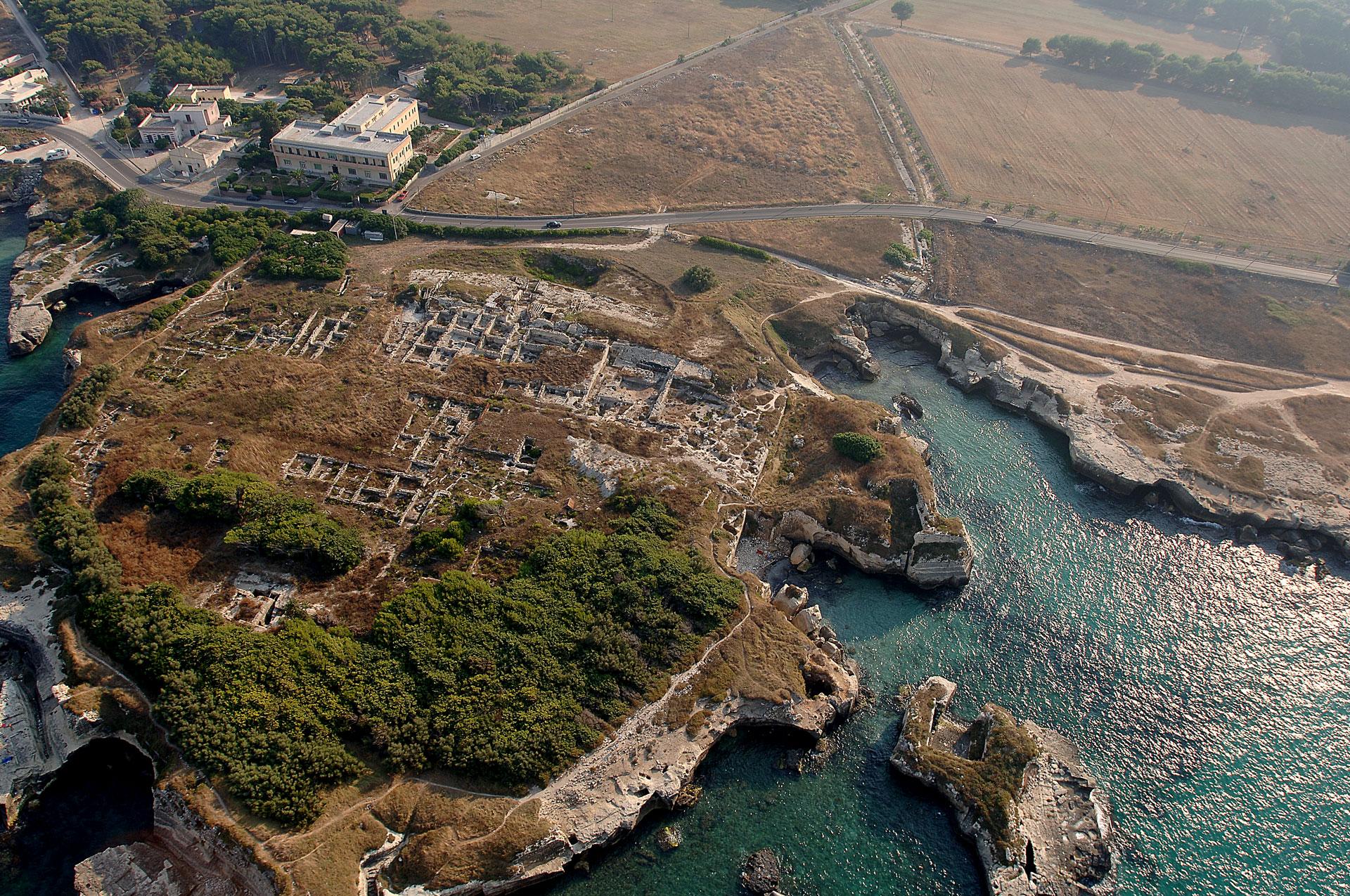 Parco archeologico melendugno