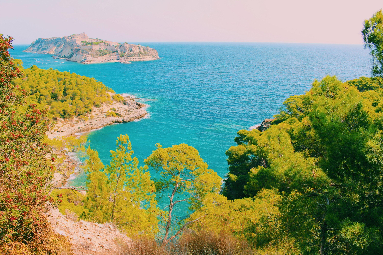 sogni in valigia tremiti mare azzurro puglia isola di san domino