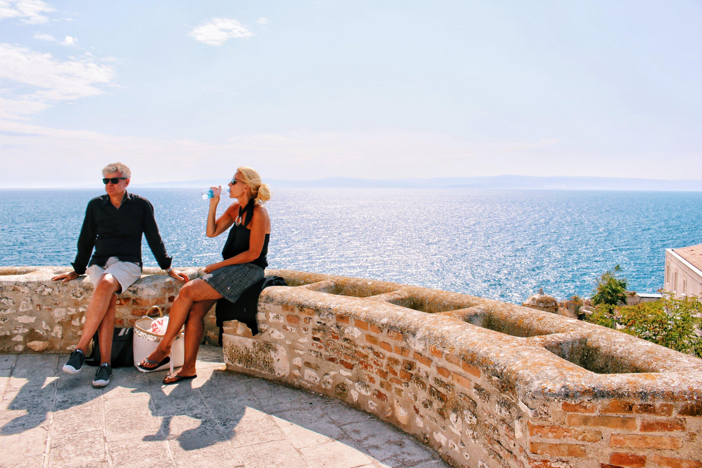 sogni in valigia tremiti mare azzurro puglia isola di san nicola