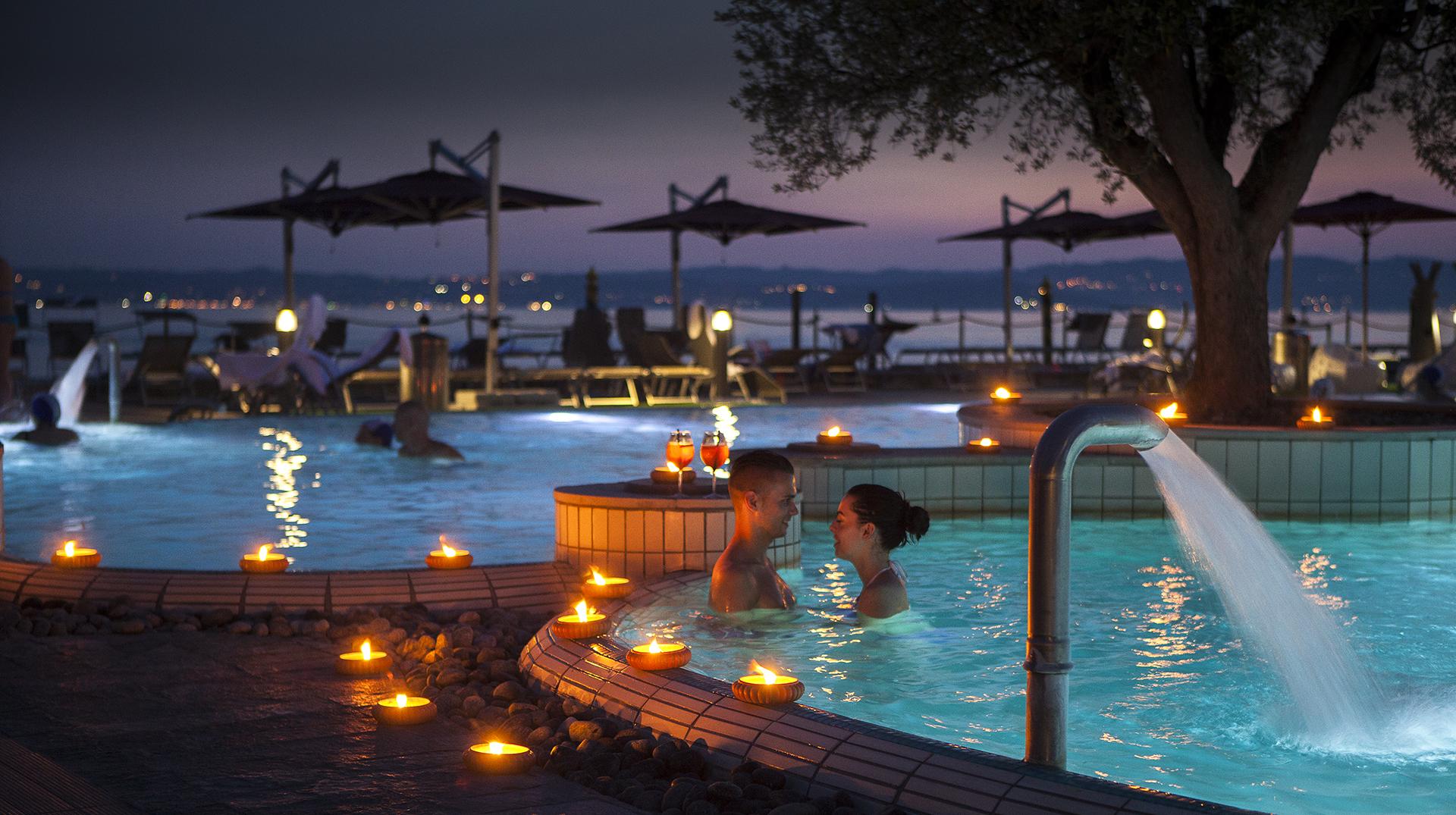 Provincia di Brescia, Sirmione, Lago di garda, terme di sirmione, aquariaterme
