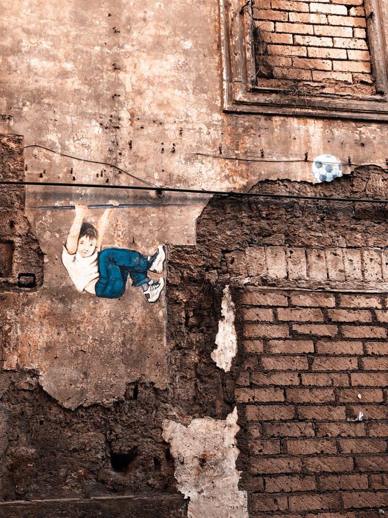 murales street art NAPOLI