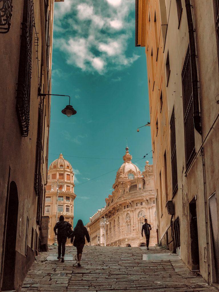 genova caruggi centro storico
