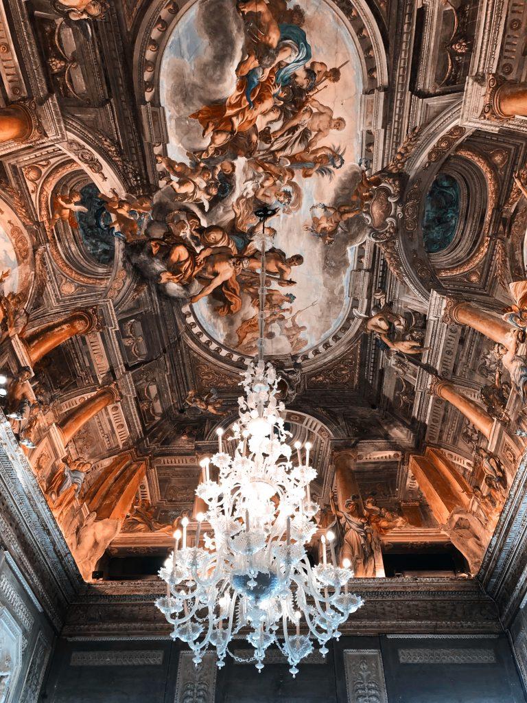 genova caruggi centro storico rolli days