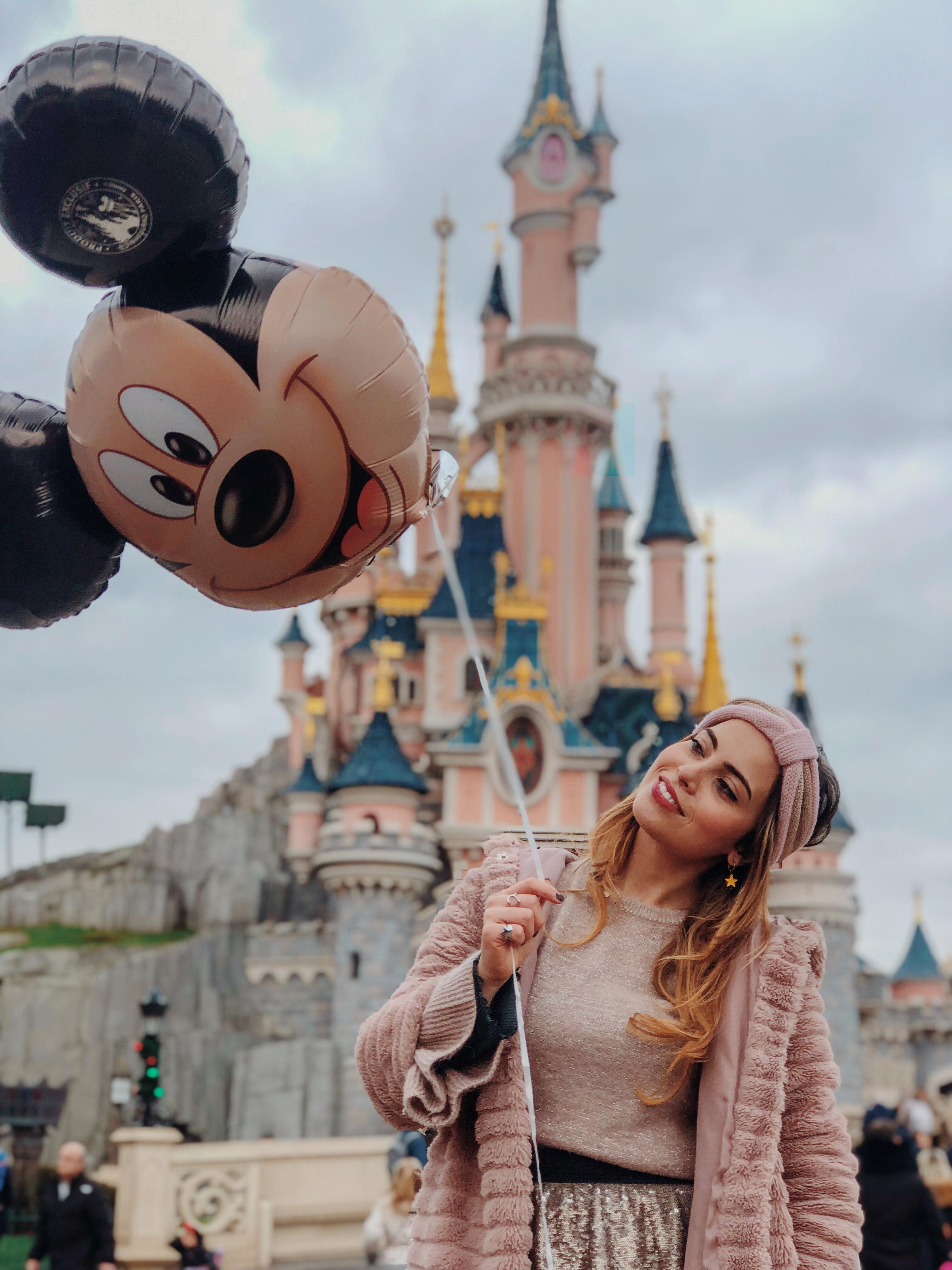 Disneyland Paris Parco divertimenti Eurodisney